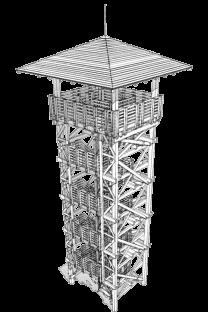 Láz-tetői kilátó