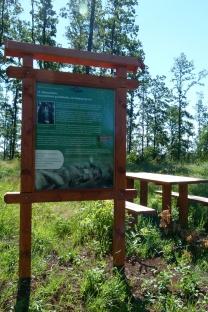 """""""Medvehagyma"""" Nature Trail"""