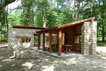 Cseri-kapu pihenőhely